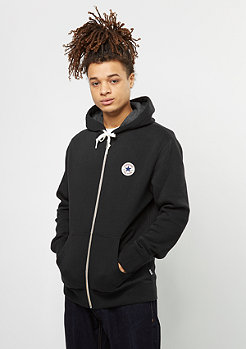 Core Full Zip Hoodie black