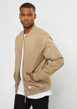 Flight Jacket dark sand