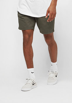 Chino-Shorts Easy olive