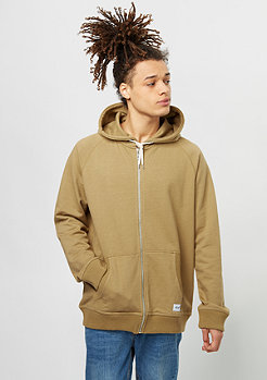 Reell Hooded-Zipper SP17 sand