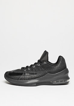 NIKE Basketballschuh Air Max Infuriate Low black/black/anthracite