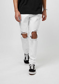 C&S ALLDD Pants Heavy Cut Denim white