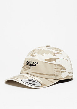 Baseball-Cap Camo beige/brown/grey