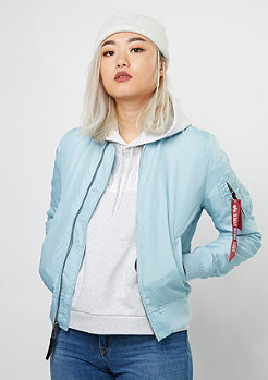 Alpha Industries Übergangsjacke MA-1 TT air blue