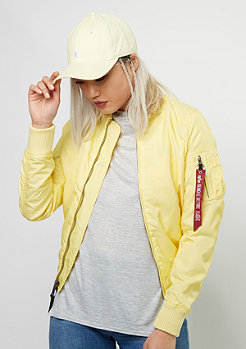 Alpha Industries Übergangsjacke MA-1 TT lemon