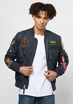 Alpha Industries Übergangsjacke ME 1 TT Patch blue