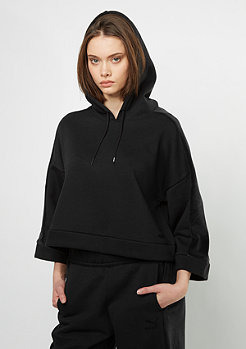 Hooded-Sweatshirt Xtreme Cropped black