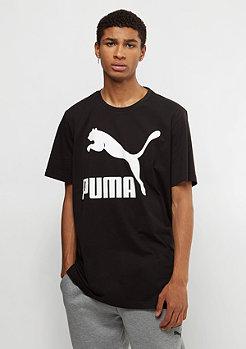 T-Shirt Archive Logo cotton black