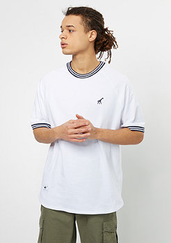 T-Shirt Giraffe Tech white