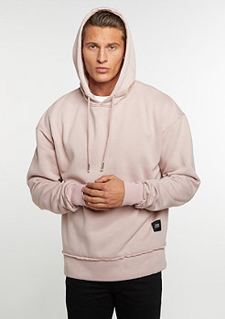 Oversized Hoodie stone pink