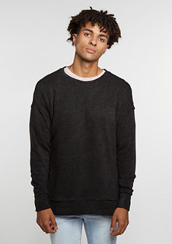 Sweatshirt Curly Knit black