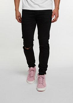 Jeans-Hose Ninety Percent black