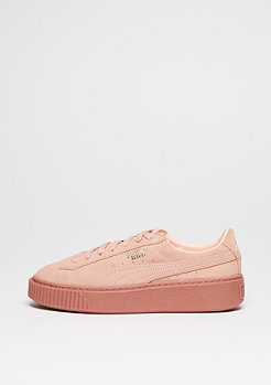 Puma Platform Reset coral cloud/cameo brown