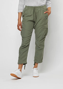 Camper Pant dollar green
