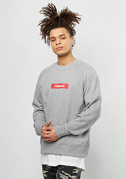 Flatbush Sweatshirt Basic heather grey
