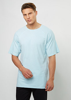 Raglan Tee light blue