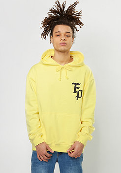 Future Past Hooded-Sweatshirt Seat yellow