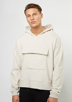Hooded-Sweatshirt Pocket sand