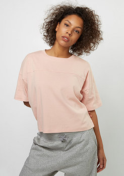 T-Shirt Cropped rose
