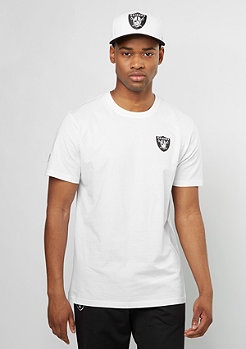 Team Apparel NFL Oakland Raiders optic white