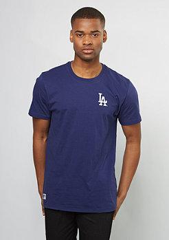 T-Shirt Team Apparel MLB Los Angeles Dodgers dark royal
