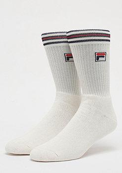 Unisex Vintage Socks 1-Pair F1701 white