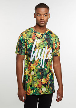 T-Shirt Lily Pad Floral multi
