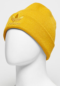 Beanie Shadow Tones Trefoil yellow