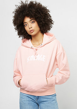 Hooded-Sweatshirt Basic rose