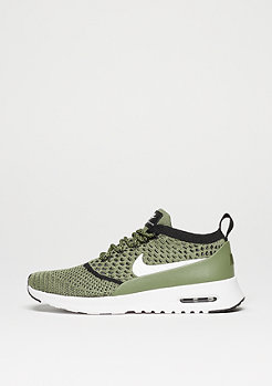 NIKE Laufschuh Air Max Thea Flyknit palm green/white/black