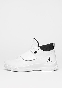 Jordan Basketballschuh Super.Fly 5 white/black/white