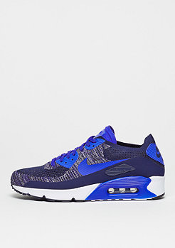 Schuh Air Max 90 Ultra 2.0 Flyknit collegiate navy/paramount blue
