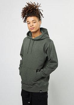 Hooded-Sweatshirt Linden olive green
