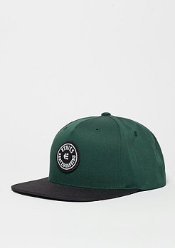 Scout black/green