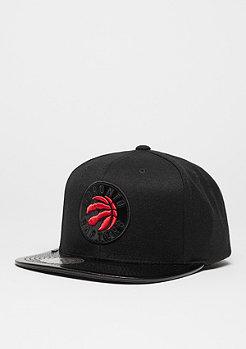 Snapback-Cap Patent 2T Tonal NBA Toronto Raptors black