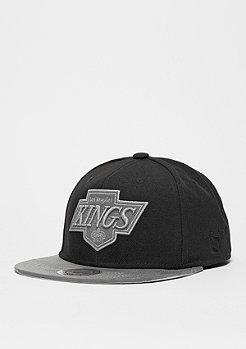 Snapback-Cap Reflective Camo NHL Los Angeles Kings black/grey