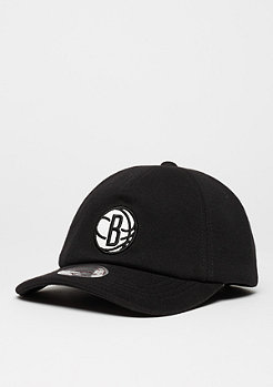 Baseball-Cap Throwback NBA Brooklyn Nets black