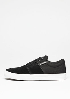 Skateschuh Stacks Vulc II black/white