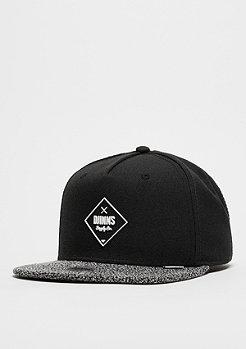 Snapback-Cap Squeeze IV black