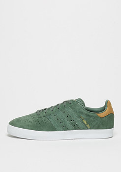 Schuh Adidas 350 trace green