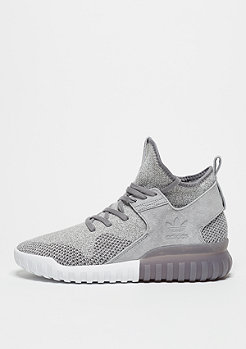 Tubular X PK charcoal solid grey