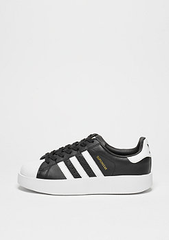 Schuh Superstar Bold core black/white/gold metallic