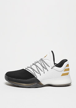 Basketballschuh Crazy X white/black/gold