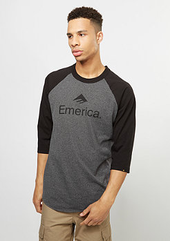 Emerica Skateboard Raglan black/charcoal