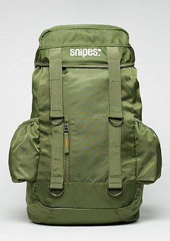 SNIPES Rucksack Military olive