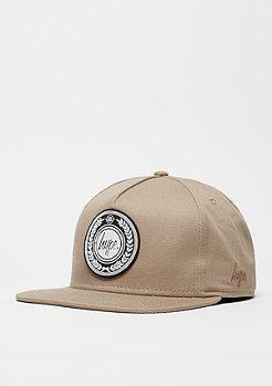 Snapback-Cap Crest sand