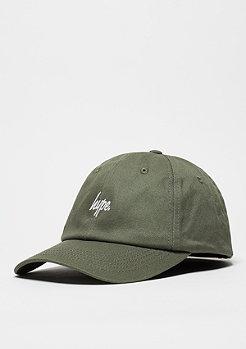 Baseball-Cap Script khaki
