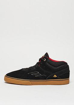 Emerica Skateschuh Westgate Mid Vulc black/gum