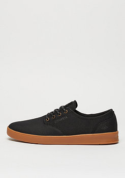 Emerica Skateschuh The Romero Laced black/grey/gum