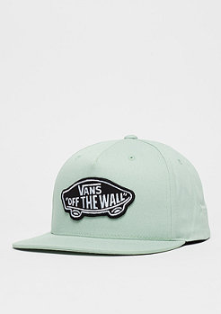 Snapback-Cap Classic Patch split green